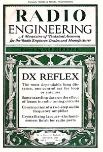 Radio Engineering 1924-10