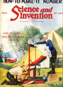 Science and Invention 1923-06