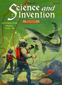 Science and Invention 1920-08