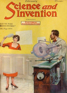 Science and Invention 1921-02