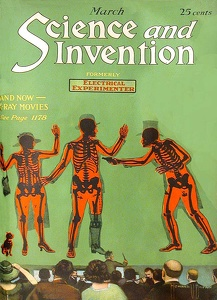 Science and Invention 1921-03