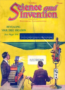 Science and Invention 1921-10