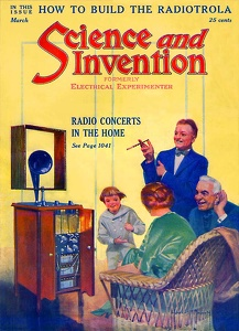 Science and Invention 1922-03