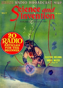 Science and Invention 1922-05