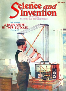 Science and Invention 1922-06