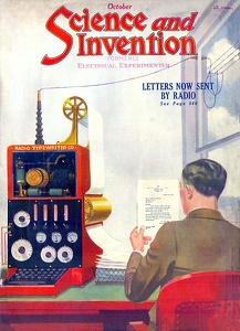 Science and Invention 1922-10