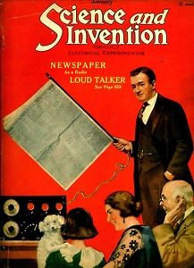 Science and Invention 1923-01