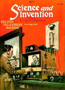 Science and Invention 1923-04