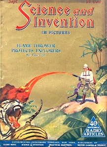 Science and Invention 1924-09