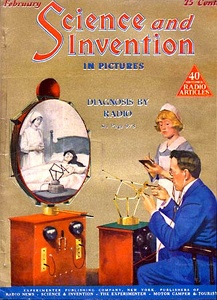 Science and Invention 1925-02