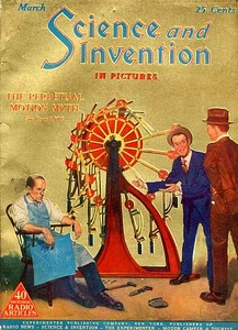 Science and Invention 1925-03