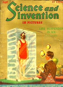 Science and Invention 1925-09