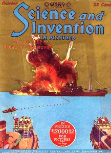 Science and Invention 1925-10