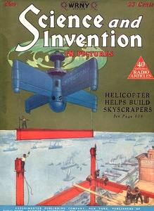 Science and Invention 1925-11