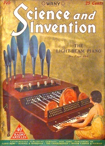 Science and Invention 1926-02