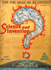Science and Invention 1926-04