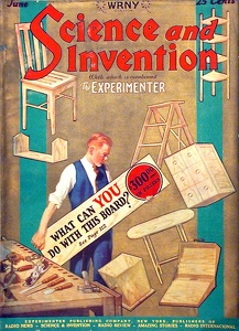 Science and Invention 1926-06
