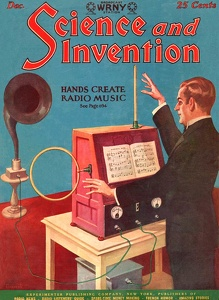 Science and Invention 1927-12