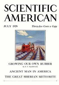 Scientific American 1928-07