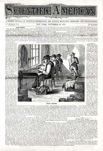 Scientific American 1872-11-30