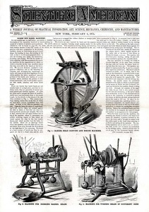 Scientific American 1875-02-06