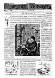 Scientific American 1875-03-13