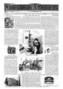 Scientific American 1875-03-20