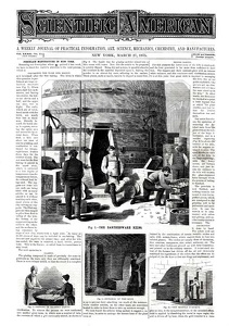 Scientific American 1875-03-27