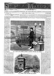 Scientific American 1875-04-03