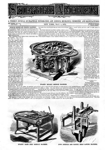 Scientific American 1875-05-01