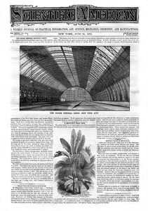 Scientific American 1875-06-26