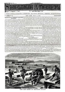 Scientific American 1875-07-17