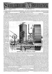 Scientific American 1875-08-28