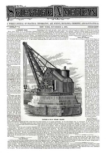 Scientific American 1875-11-06