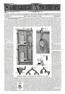 Scientific American 1875-11-27