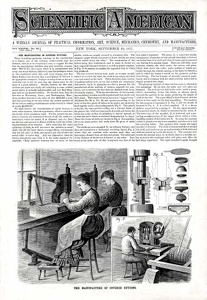 Scientific American 1877-09-22