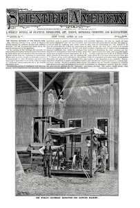 Scientific American 1893-04-29