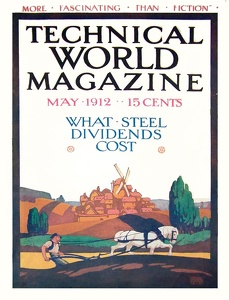 Technical World 1912-05