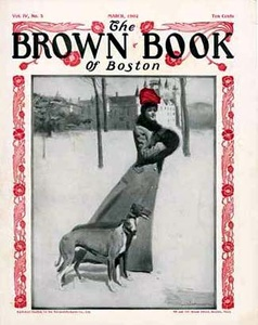 Brown Book of Boston 1902-03