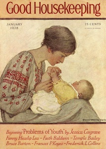 Good Housekeeping 1928-01