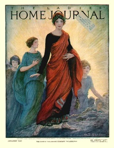 Ladies' Home Journal 1921-01