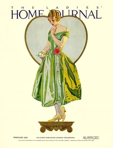 Ladies' Home Journal 1921-02