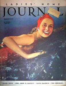 Ladies' Home Journal 1935-08