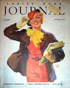 Ladies' Home Journal 1935-09
