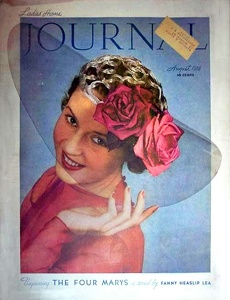 Ladies' Home Journal 1936-08