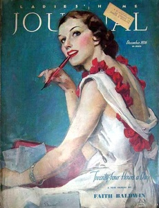 Ladies' Home Journal 1936-12