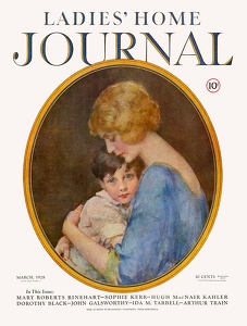 Ladies' Home Journal 1928-03