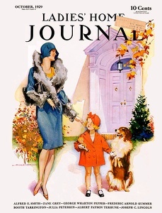 Ladies' Home Journal 1929-10
