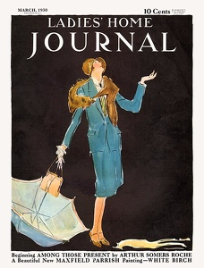 Ladies' Home Journal 1930-03