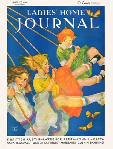 Ladies' Home Journal 1930-08
